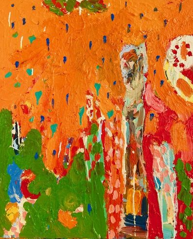 Paul Wadsworth, 'Indian Monsoon Rain ', 2020