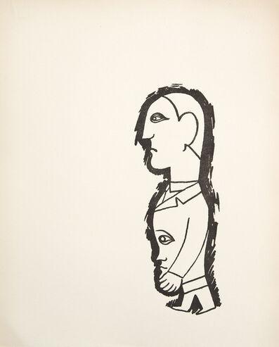 Jean Cocteau, 'Freud', 1923