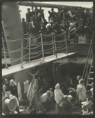 Alfred Stieglitz, 'The Steerage', 1907