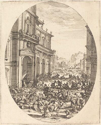 Jacques Callot, 'The Massacre of the Innocents', ca. 1622