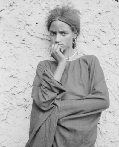 Hector Acebes, 'Tuareg Girl, Mali', 1949