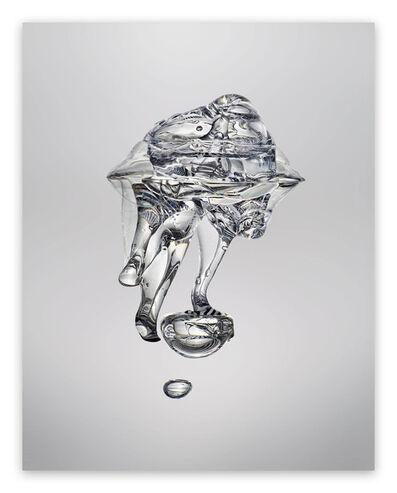 Seb Janiak, 'Gravity liquid 02 (Large) (Abstract photography)', 2014
