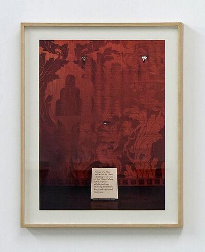 Ignasi Aballí, 'Something is missing I', 2016