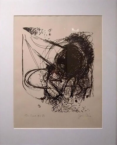 Jim Dine, 'The Crash #5', 1960