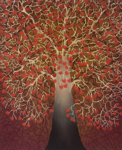 MacKenzie Thorpe, 'Tree of Life', 2015