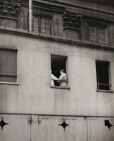 André Kertész, 'Untitled (Women in Windows)', 1928