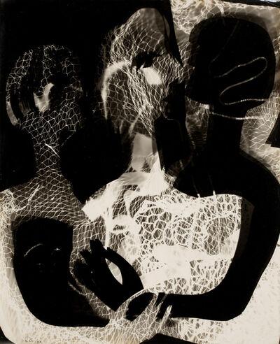 Ei-Q, 'Three people', 1950