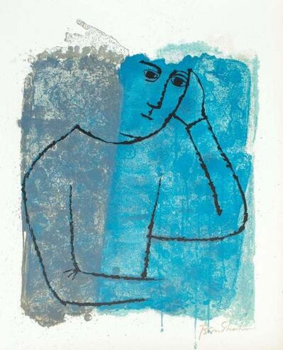 Ben Shahn, 'For the Sake of a Single Verse', 1968