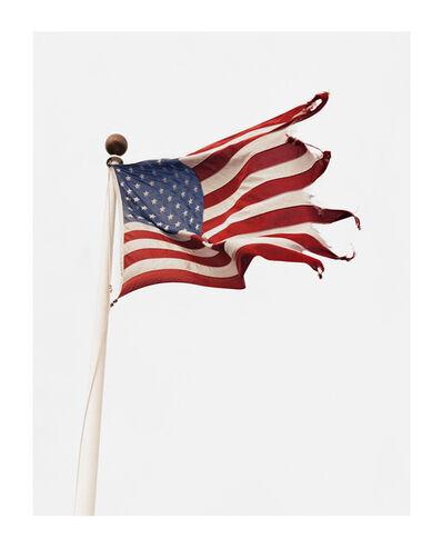 Michael Dweck, 'Flag at Snug Harbor ', 2002