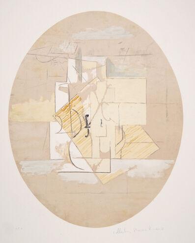 Pablo Picasso, 'Violin, 1912', 1979-1982