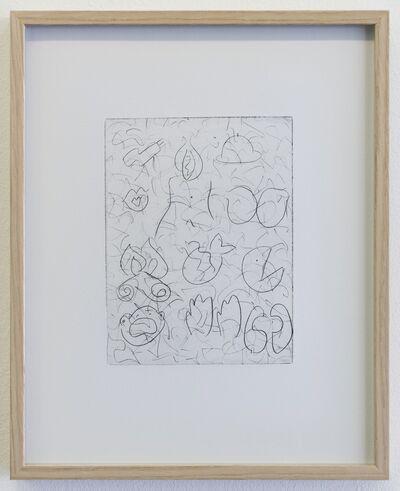 Mercedes Azpilicueta, 'Untitled / visuales mnemonicas (m6l)', 2016