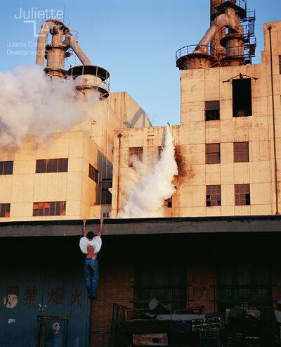 Liu Jin 刘瑾, '798 Factory - Injured Angel 1 (AP)', 2005