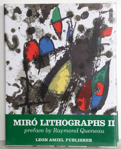 Joan Miró, 'Miro Lithographs Volume II (1953 - 1963)', 1975