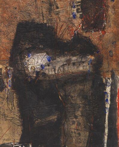 Karl Fred Dahmen, 'Ohne Titel ', 1960-1962