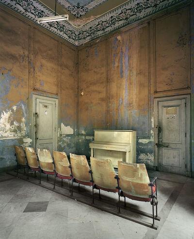 Michael Eastman, 'Class Room, Havana', 2010