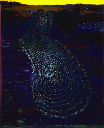 Richard Gorman, 'After the Sower', 1992