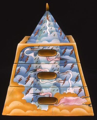 Patti Warashina, 'Thunderbird', ca. 1975