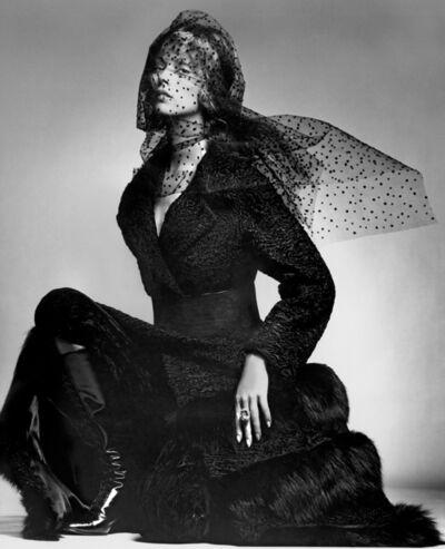 Clive Arrowsmith, 'Ann Schaufuss Veil', 1971