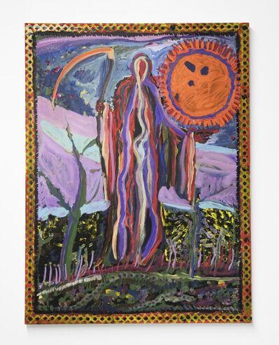 Josh Smith (b.1976), 'Talk to the Moon', 2018