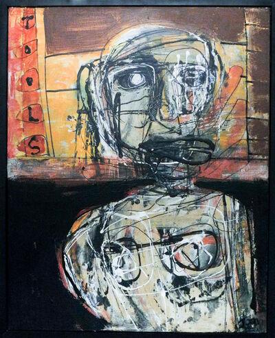 John Barker, 'Handyman', 2014