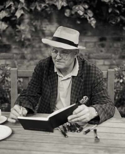 Larry Kagan, 'David Hockney Pembroke Studios London', 2002