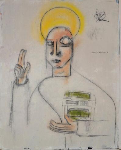 Louis Carreon, 'Saint Hustle', 2019