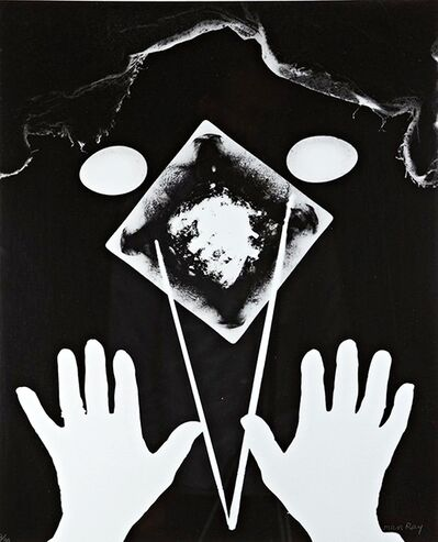 Man Ray, 'Two Hands', 1966