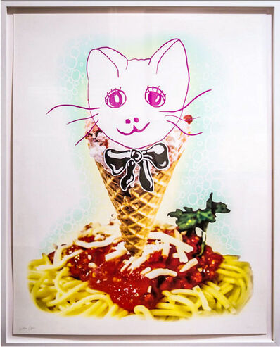 Urs Fischer, 'Spaghetti Cat', 2015
