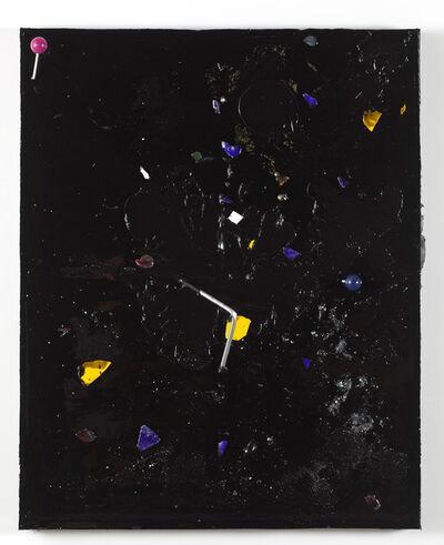 Piero Golia, 'Constellation Painting #8', 2011