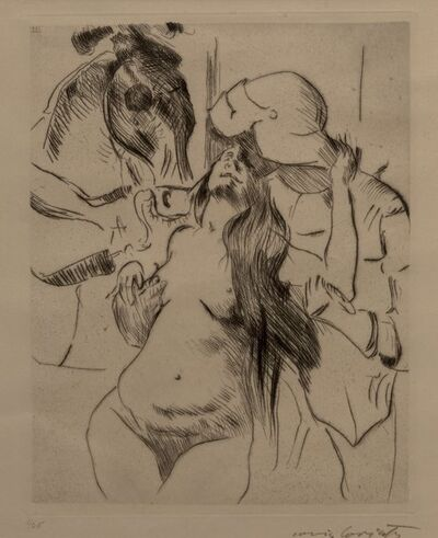 Lovis Corinth, 'Untitled', c. 1920