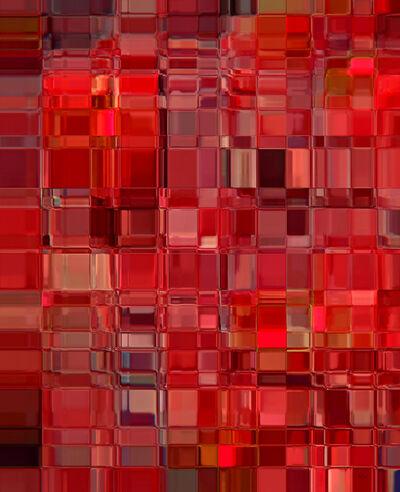 Sabine Wiedenhofer, 'red light 2018', 2018