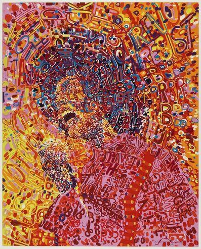 Wadsworth Jarrell, 'Revolutionary', 1972