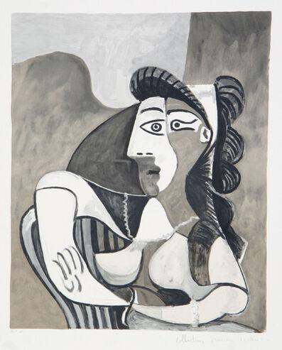 Pablo Picasso, 'Femme Accoudée au Fauteuil', 1973-originally 1962