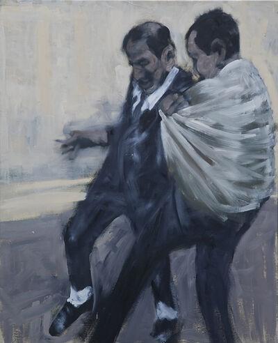 Michele Bubacco, 'Uomini d'affari', 2009