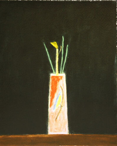 Craigie Aitchison, 'Still Life With Bird Vase', 2004