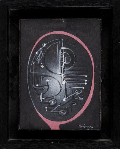 Ladislas Kijno, 'Apollinaire Calligraphie', 1970