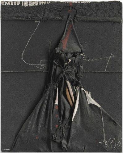 Manolo Millares, 'El Inquisidor - Torquemada', 1968