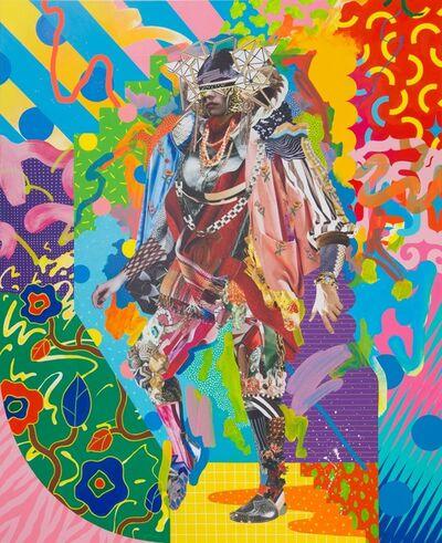 Yoh Nagao, 'Stepman', 2015