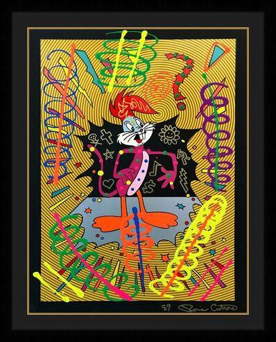 Ronnie Cutrone, 'IDENTITY CRISIS (UNIQUE)', 1989