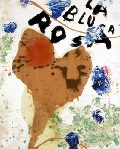 Julian Schnabel, 'La Blusa Rosa I', 1995