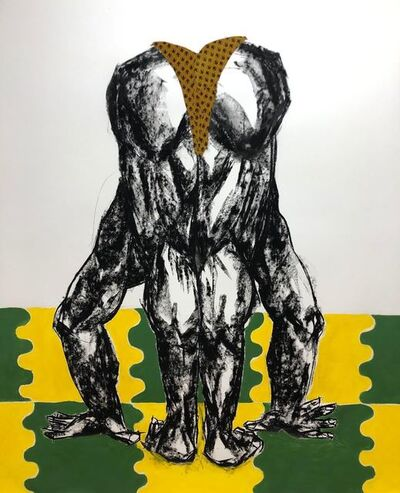 Clotilde Jiménez, 'Pose No. 1', 2019