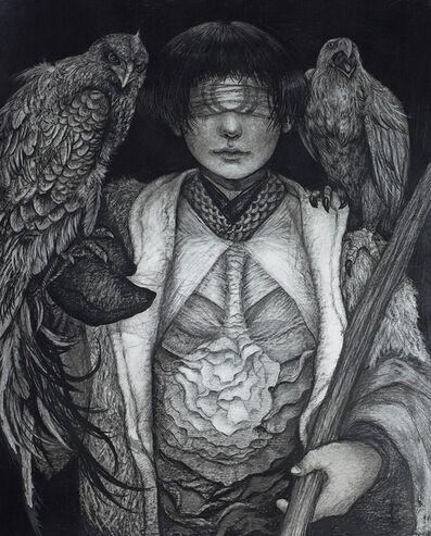 Maiko Kitagawa, 'Falconer', 2018