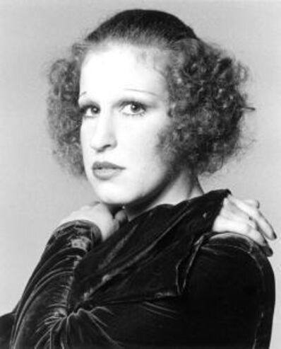 Francesco Scavullo, 'Bette Midler (1972)', 2004