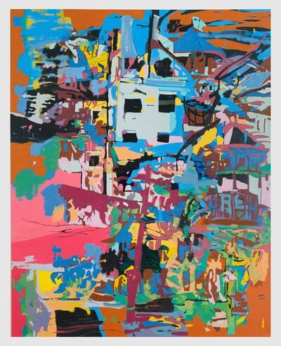 Kristopher Benedict, 'Residencies at Chestnut Hill (ecstatic view of the suburbs)', 2018