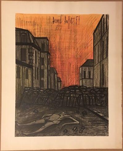 Bernard Buffet, 'Horreur de la guerre (War Horror)', 1954