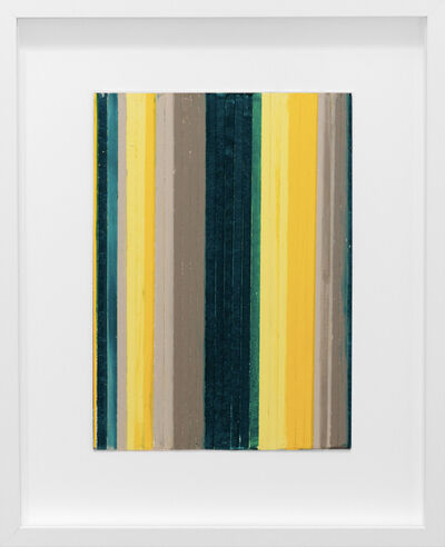 Vicky Christou, 'Color Study, Yellow/Green 2', 2014