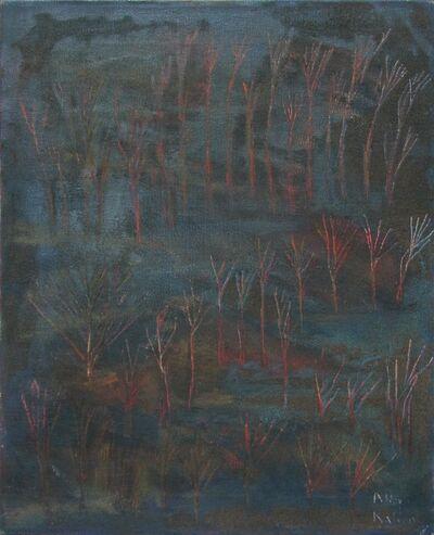 Alice Rahon, 'Bosque al Amanecer', 1959