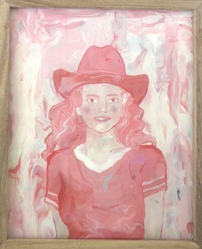 Mia Darling, 'Pink Cowgirl', 2020