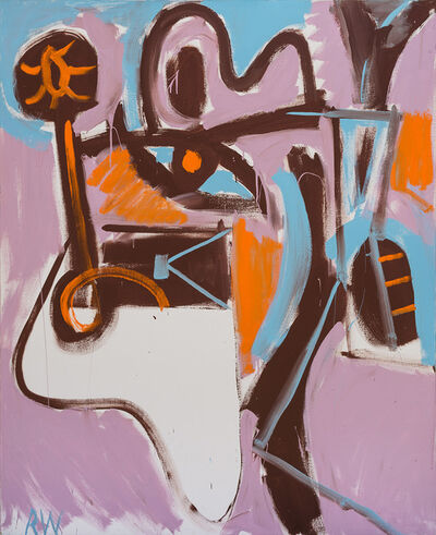 Dick Watkins, 'Passionflower', 1997