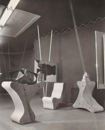Frederick John Kiesler, 'Frederick Kiesler, Abstract Gallery, Art of This Century, New York, 1942'